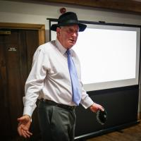 Speaker Report for 10 January 2013 - Peter Henry on 'What is it like to be Jewish'