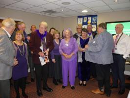 Purple 4 Polio Evening