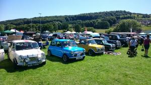 CANCELLED  Major Classic Car and Bike Show at Cromford Meadows