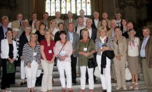 Twinning Visit from Rotary Club of Aalborg - June 2011
