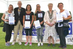 Another Well Supported Sponsored Walk