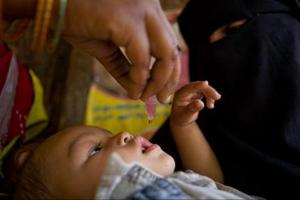 Rotary End Polio Now campaign