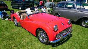 Major Classic Car and Bike Show at Cromford Meadows