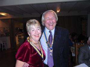 Rotary Wives Evening and Inner Wheel