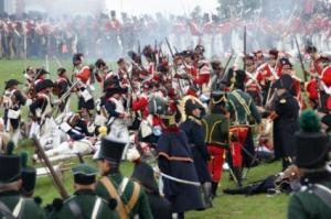 Braine-l' Alleud visit June 2015 'Waterloo 2015'