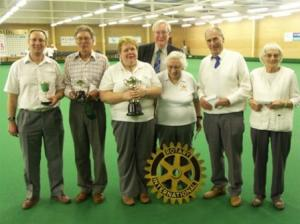 Rotary Blind Bowls 2011