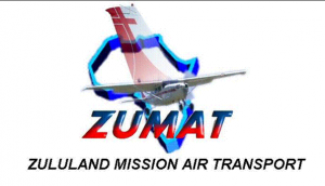 The Zululand Mission Air Transport (ZUMAT) Kwazulu Natal - South Africa.