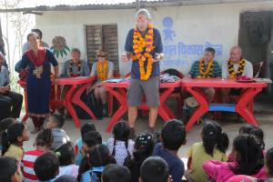 Nepal Water Project for Samjur Village