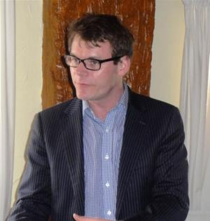 24/03/2011 Speaker Meeting - Xavier Woodward on New Port on the Thames