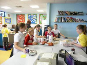 Horwich Primary School MasterChef Competition