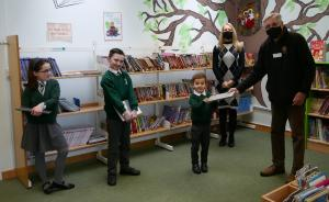 Rayleigh Mill helps pupils to get online schooling