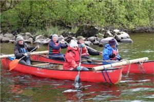 A week in the Lakes with the Calvert Trust