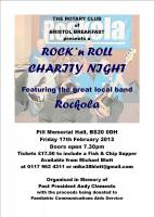 Charity Rock 'n Roll Night