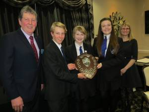 Rotary North Devon Area Finals - Youth Speaks Competition - 26th Feb 2014