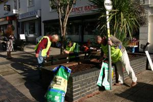 Planting Bulbs in Marychurch