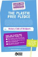 We have joined Plastic Free Bridport