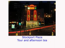 Plaza Tea and Tour