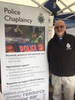Dudley Martin - Police Chaplain.