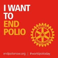World Polio Day at Smeaton's Tower