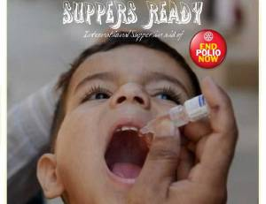 Suppers Ready - International Supper for End Polio