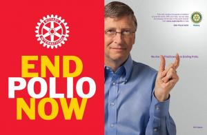 How Rotary is Funding Polio Immunization