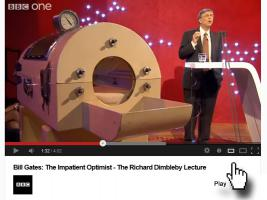 The Richard Dimbleby Lecture 2013 - Bill Gates