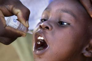 Rotary's fight against Polio