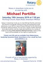 Michael Portillo - SOLD OUT