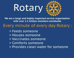 Rotary Membership #PeopleOfAction
