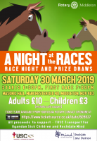 A Night at the Races - Race Night and Prize Draws