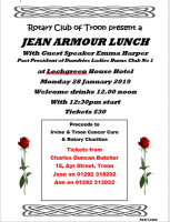 Jean Armour Lunch 2019