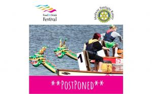 Important update on the Charity Dragon Boat Challenge 2020