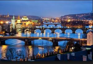 Perth Rotary Club goes to Prague, November 2015