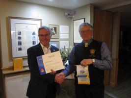 End Polio support recognised