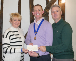 Rayleigh Mill boosts the Danny Green Fund