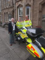 Blood Bikes Scotland