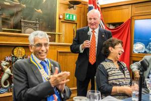 German Rotary Club Visit 15-17th Sep-2017