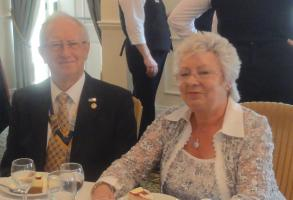 Presidents Lunch - Orsett Hall 15th May 2016