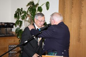 President John hands over to Yoon