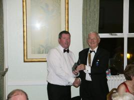 Presidents evening 2012