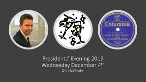 Presidents' evening 2019