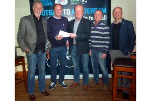 Donation to Prostate Cancer UK
