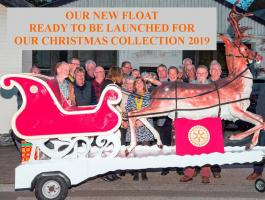 Christmas Float 2019