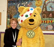 Witney Rotary's PUDSEY Week 12-14 Nov