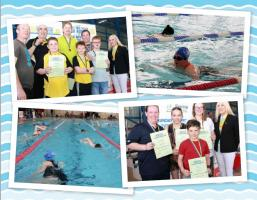 Charity Swimathon 14th April 2019  -  THE RESULTS