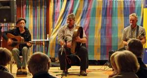 Pure Malt - Folk Group entertained an enthusiastic audience at Longniddry Community Centre