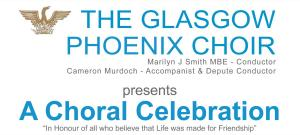 Glasgow Phoenix Choir Concert