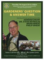 Gardeners Question & Answer