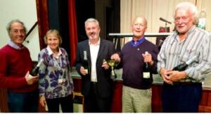 Wadebridge Club's Success at Quiz