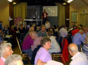 Charity Quiz, Ploughmans Supper & Bar